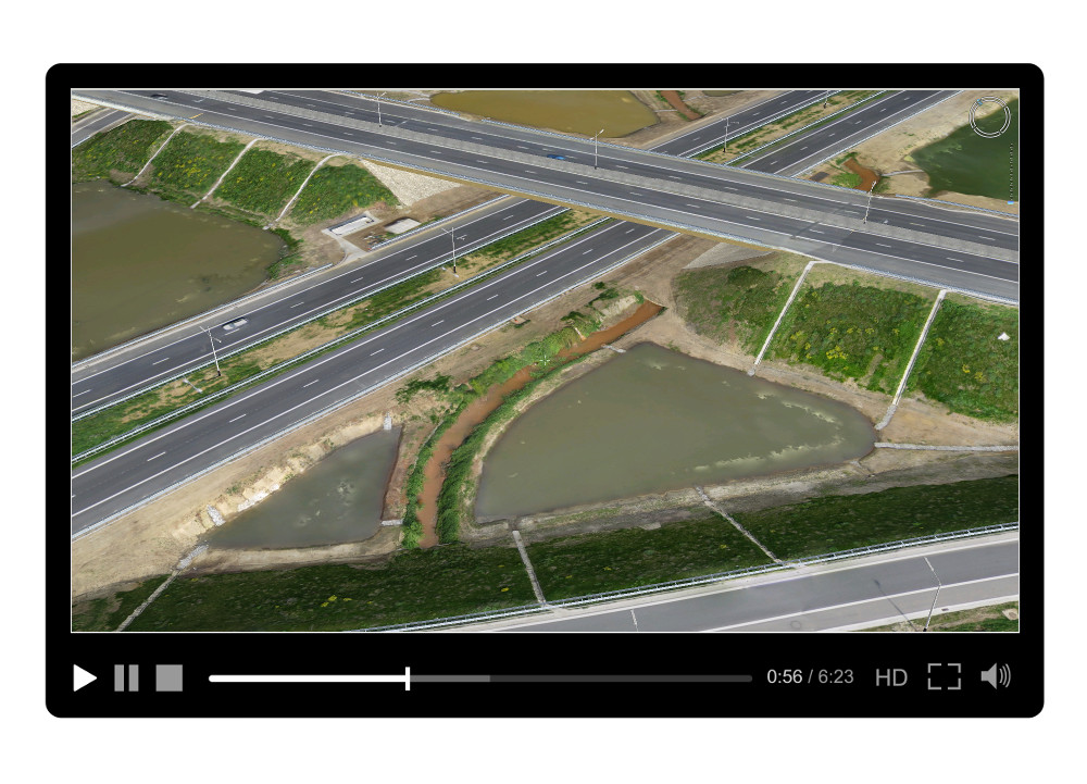 Render movies from your UAV data