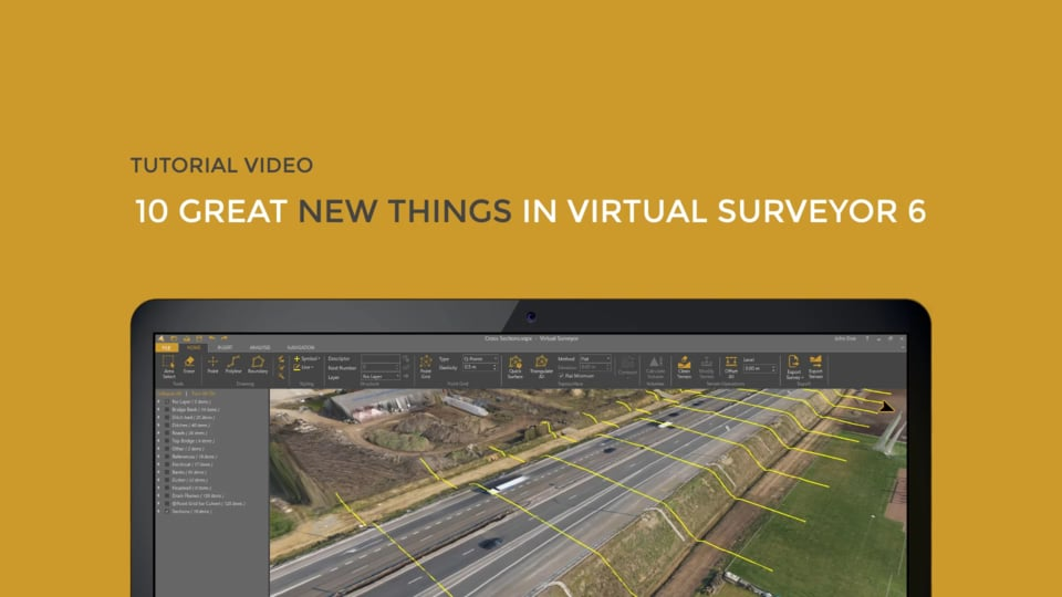 10 Great New Things in Virtual Surveyor 6